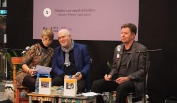 2018 - Vladimir Vertlieb, Cankarjev dom, Ljubljana, SI