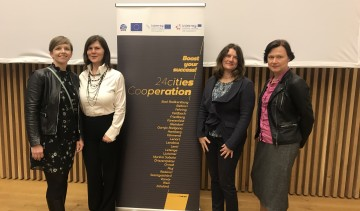 2019 - 24cities - City Cooperation, Hartberg, A
