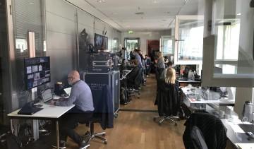 2020 - Online Conference, Justizministerium, Berlin, DE