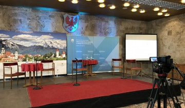 2020 - Business Conference USZS, Kranj, SLO