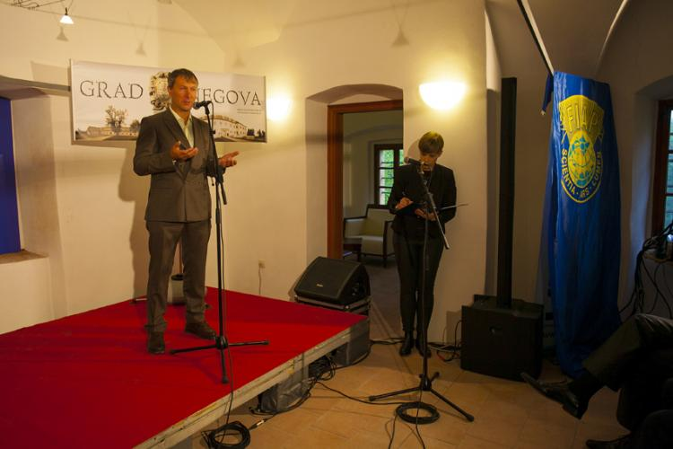 2015 - Občina Gornja Radgona, Grad Negova, SI