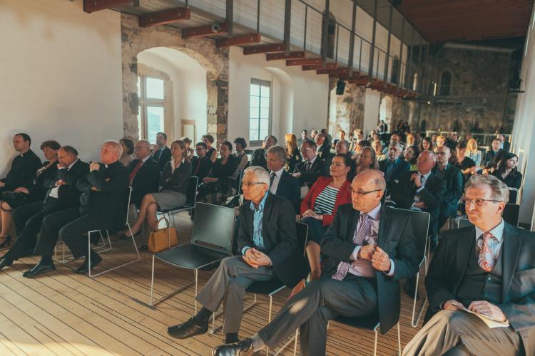 2017 - Goethe Institut Luther-Trubar, Ljubljanski Grad, SI