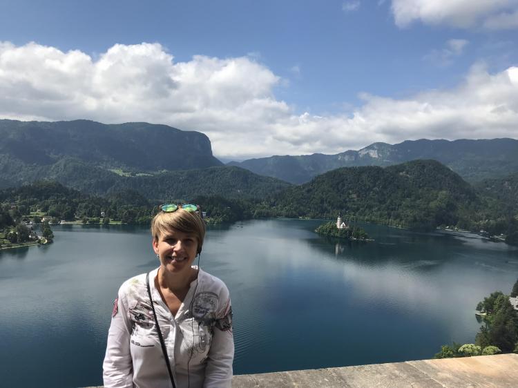 2018 - Alps La Rete - CIPRA & AidA, Bled, SL