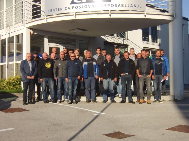 2018 -  CPI Workshop, Ljubljana, SLO
