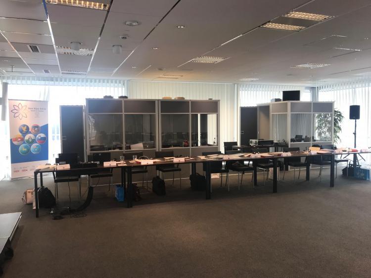 2019 -  New Alpe Adria Network, Graz, A