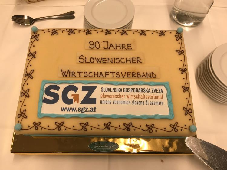 2018 - SGZ 30 years, Celovec, A