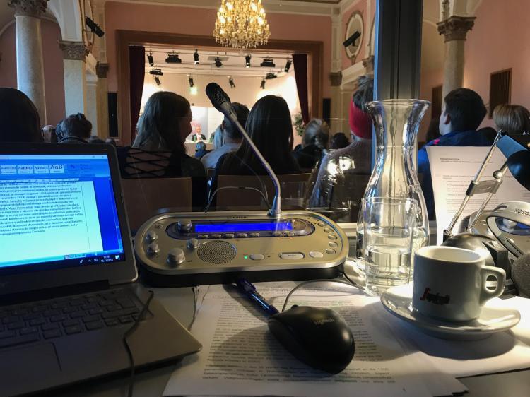2018 - Volksgruppenkongress, Celovec, A
