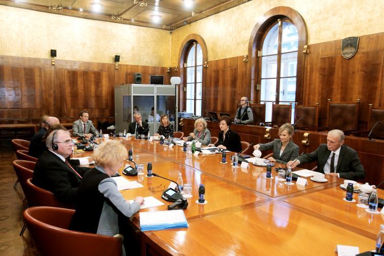 2018 - Österreichischer Verfassungsgerichtshof - Ustavno sodišče RS, Ljubljana, SI