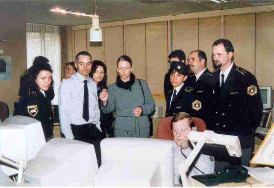 2002 - MNZ - Policijska akademija - Wiener Polizeiball, Wien, A