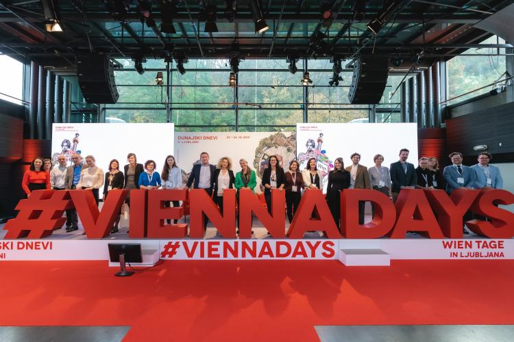 2019 - Wien Tage, Ljubljana SI